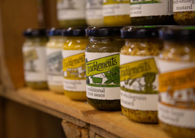 Durleighmarsh Farm Shop - product photography